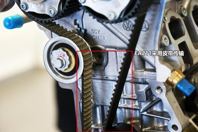 燃油经济性进一步提升 柯米克1.5L发动机拆解解读