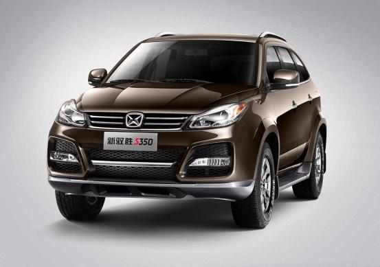 江铃SUV驭胜,以实力打造国产SUV品质标杆