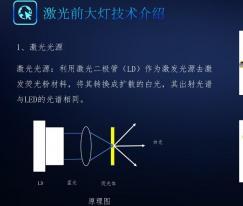 激光大灯并非只是噱头 龙珠环宇升级新款智能透镜重磅登场