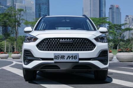 入门价格越级享受 6.6万哈弗M6实力PK同级车型