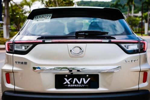 东风Honda X-NV