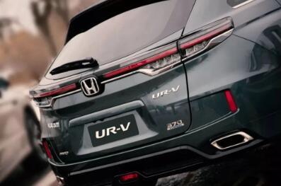 东风Honda UR-V