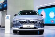 现代汽车参展广州车展 氢燃料电池车NEXO或明年引入国内