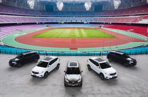 累计销量近120万辆 博越家族上市5年持续领跑SUV市场