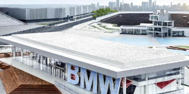 BMW上海体验中心,点燃你的驾驭激情